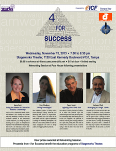 4 for Success Tampa Bay